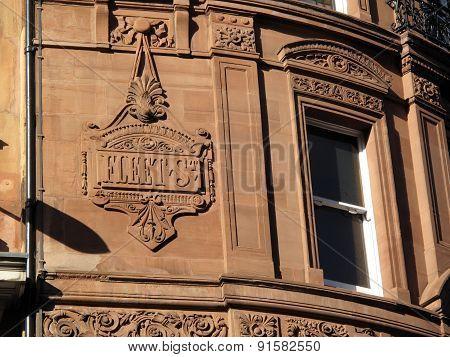 Fleet Street sign