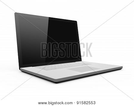 Blank Screen Laptop