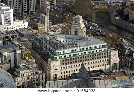 Port of London Authority Building