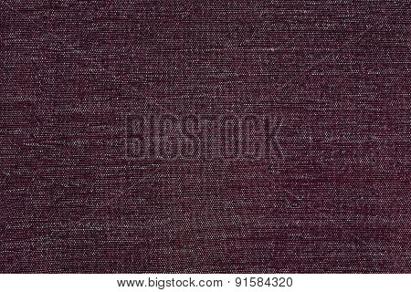 Plum Fabric Background