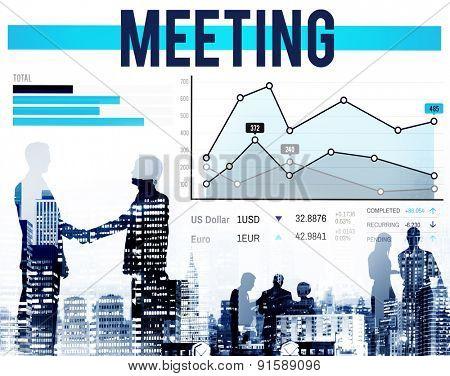 Meeting Seminar Brainstorming Planning Corporate Concept