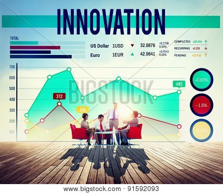 Innovation Invention Creativity Innovate Inspiration Concept