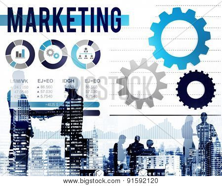Marketing Advertisement Commercial Promotion Concept