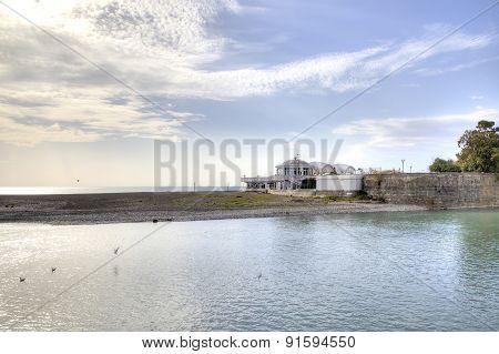 City Sochi. House On The Spit