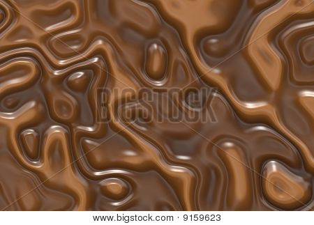 Milk Chocolate Background