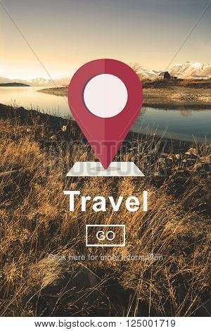 Travel Journey Destination Trip Vacation Concept
