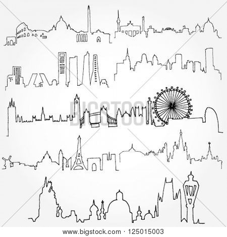 Cities Outline