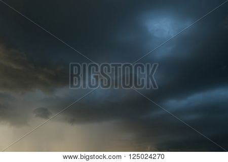 heavy rain storm clouds, bad day weather background