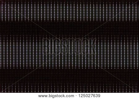 abstract RGB Light Emitting Diodes screen panel background