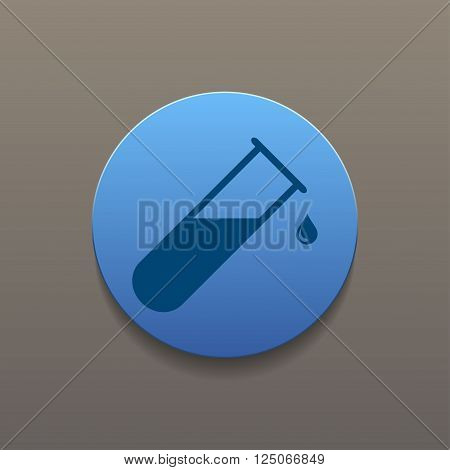 Medical Flat Icon Vector Pictogram. EPS 10.