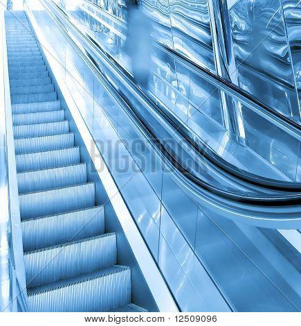 diminishing stairway