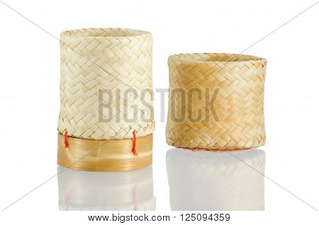 Kratip Khao Thai bamboo sticky rice container