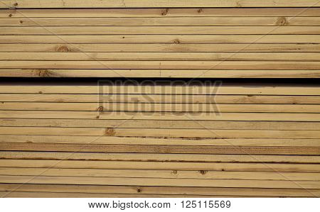 Wood Lumber For Building Industry