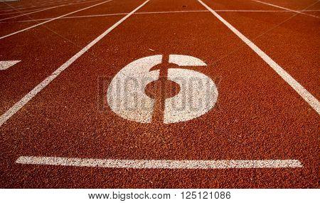 Ground Running, run, running track, run and track