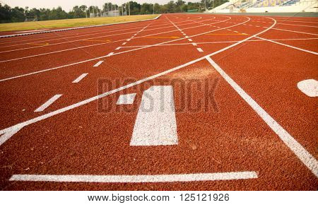 Ground Running, run, running track, run and track