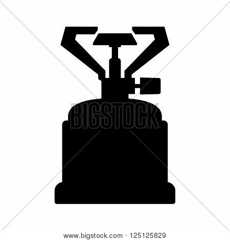 Portable gas burner ( shade picture )