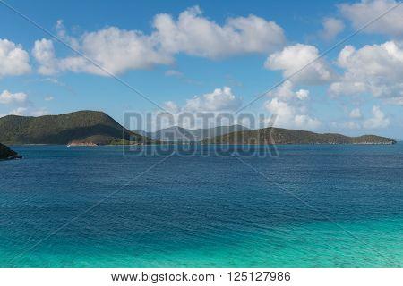Leinster Bay St. John U.S. Virgin Islands
