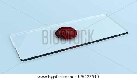 Glass Slide For Microscope
