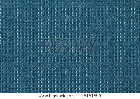 macro version of turquoise textured paper or cardstock.