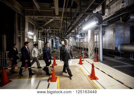 The Isogo Power Plan