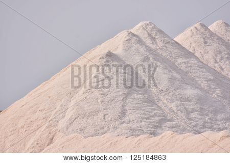Photo Picture of Salt Flat Production Field