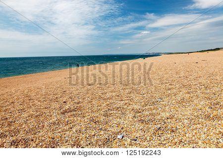 West Bexington Beach Dorset