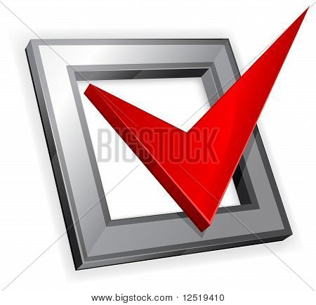 Red Checkmark