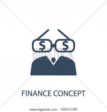 finance concept icon
