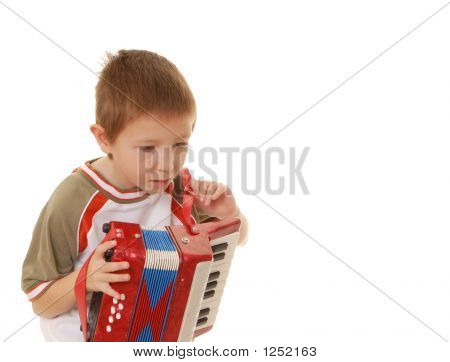 Accordion Boy 26