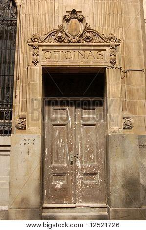 Offices, Havana, Cuba
