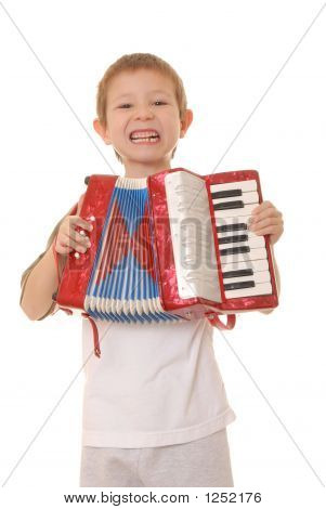Accordion Boy 32