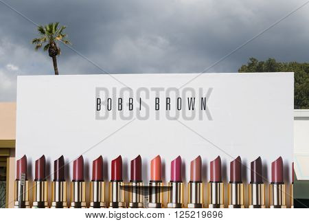 Bobbi Brown Retail Store Exterior