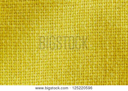 Close Up Of Fabric Background Texture