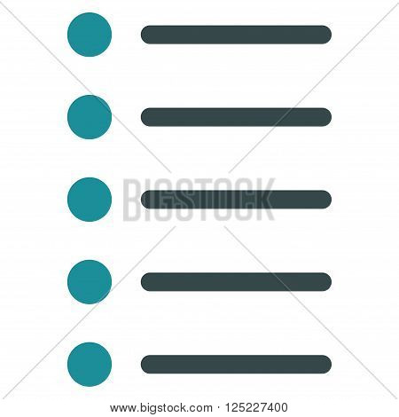 Items vector icon. Items icon symbol. Items icon image. Items icon picture. Items pictogram. Flat soft blue items icon. Isolated items icon graphic. Items icon illustration.