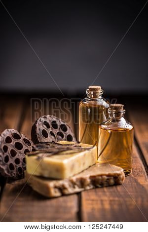Still Life Of Handmade Soap