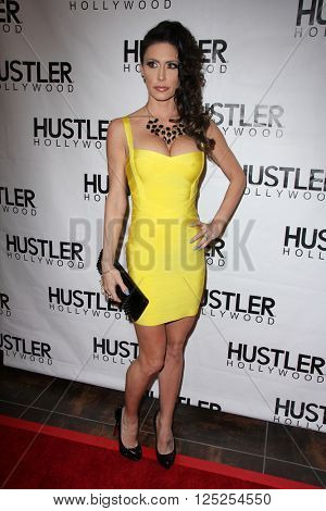 LOS ANGELES - APR 9:  Jessica Jaymes at the Hustler Hollywood Grand Opening at the Hustler Hollywood on April 9, 2016 in Los Angeles, CA