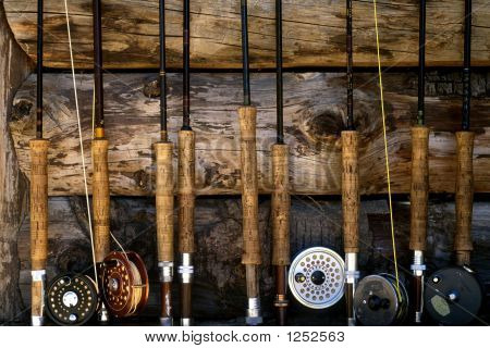 Fly Fishing Poles