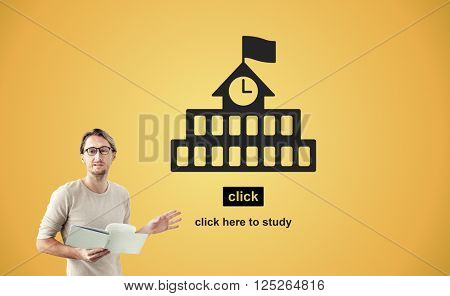School College Education Studying Concept