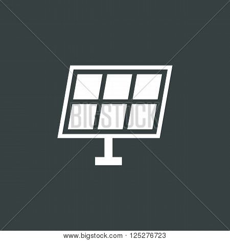 Ecology Panel Icon In Vector Format. Premium Quality Ecology Panel. Web Graphic Ecology Panel Sign O