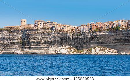 Bonifacio, Mountainous Island Corsica, France