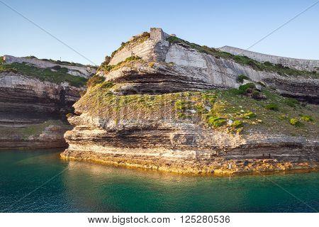 Bonifacio, Corsica, Corse-du-sud, France
