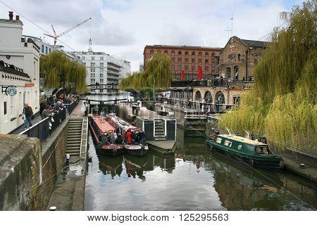 Camden Canals
