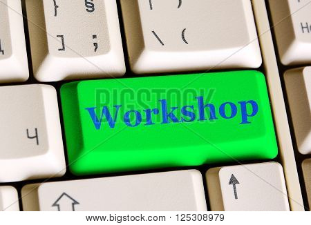 Workshop Green Button