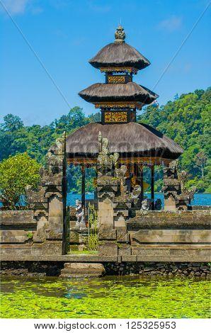 Bali Water Temple - Pura Ulun Danu