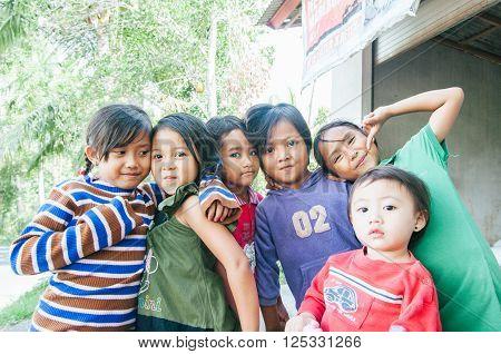 Balinese Children