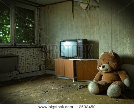 Unloved Bear