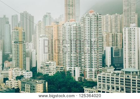 apartments in hongkong