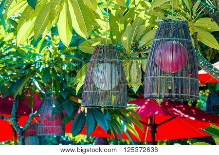 Lamp,bali,indonesia