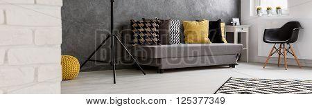 Designer Interior Where Artist Photographer Feels At Home