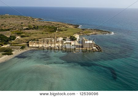 Vendicari, Above, Reserve, Siracusa, Sicily, Italy
